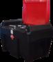 Diesel IBC 430 liter (Met kap)